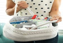 Photo of Top 5 Best Diaper Caddies for Babies in 2020