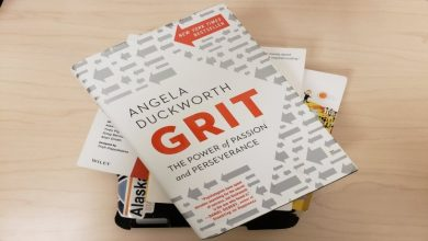 Photo of Grit: the power of passion and perseverance
