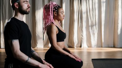 Photo of 4 WAYS TO INCORPORATE CBD INTO YOGA OR MEDITATION