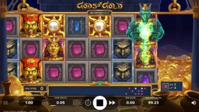 Photo of Infinireels vs Infinity Reels in Slot Games: Are they the same?