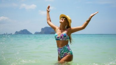 Photo of 10 Ways to Rock a High Waisted Swimsuit