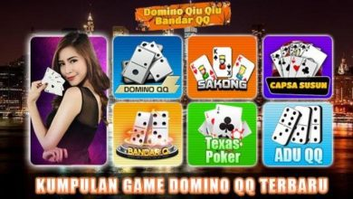Photo of Dominoqq and Poker Game in Southeast Asia