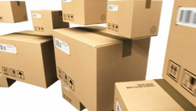 Photo of Numerous types of packing material that dominate the market