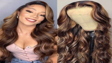 Photo of how to prevent alopecia when wearing wigs