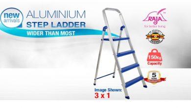 Photo of Getting the Best Aluminium Ladder in Nairobi