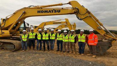 Photo of Komatsu Development in Ground Engagement Tools by Komatsu