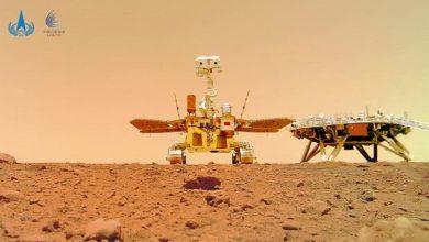 Photo of Chiny po raz pierwszy wylądowały łazikiem na Marsie