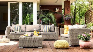 Photo of Outdoor Furniture Covers – Material and Size Choices Homeowners to Consider