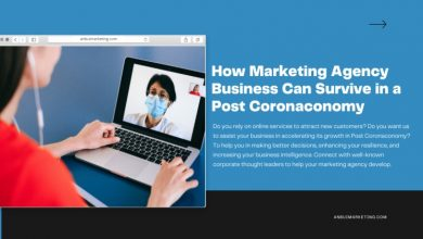 Photo of Online Career Accelerator: How Marketing Agency Business Can Survive in a Post Coronaconomy