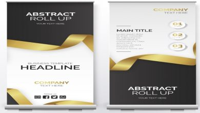 Photo of Tips to Maximize Effectiveness of Roll-Up Banners as a Sales Tool: 2021 Edition