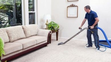 Photo of TIDYING UP: CARPET CLEANING AND ITS BENEFITS