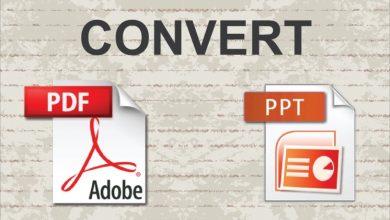 Photo of Best 3 ways to convert PDF to PPTX