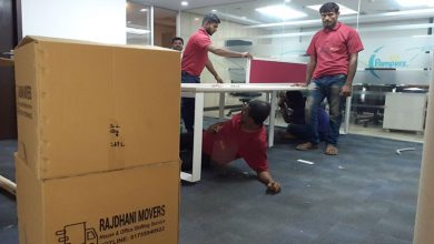 Photo of Moving has become easier with the well-equipped movers services at affordable prices
