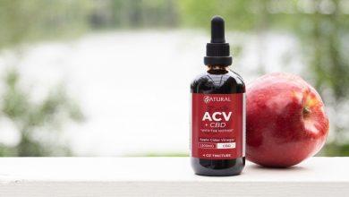 Photo of Apple Cider Vinegar And CBD Oil Benefits