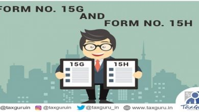 Photo of Taxation 101: Repercussions of Missing Out On Filing Form 15G